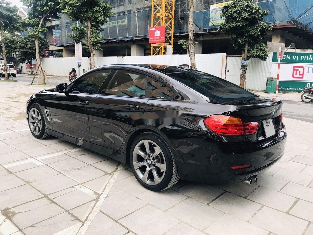 Cần bán xe BMW 428i Gran sản xuất năm 2014, màu đen (4)
