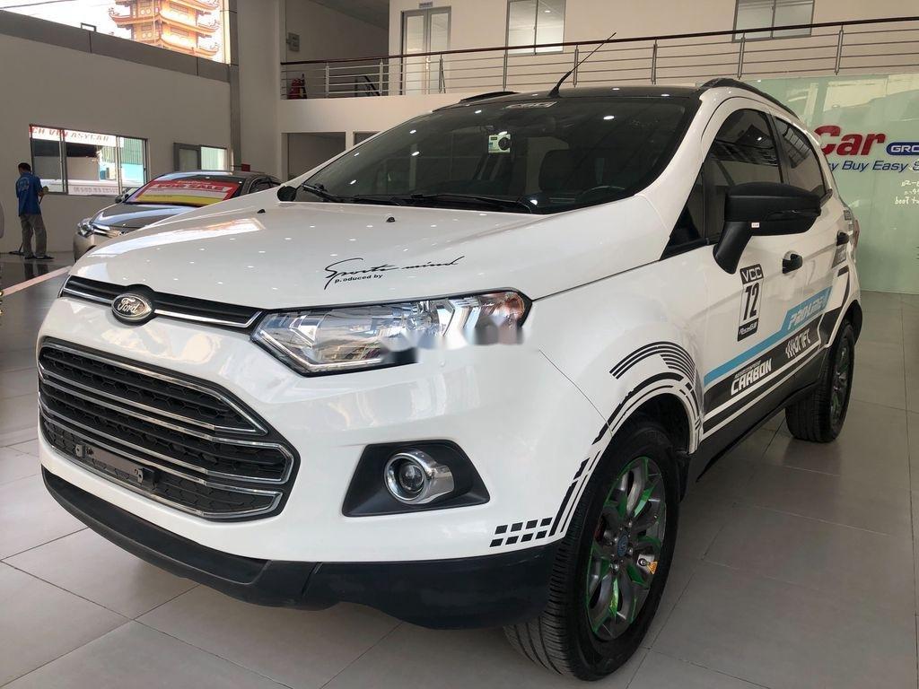 Bán xe Ford EcoSport sản xuất 2014, giá ưu đãi động cơ ổn định  (2)