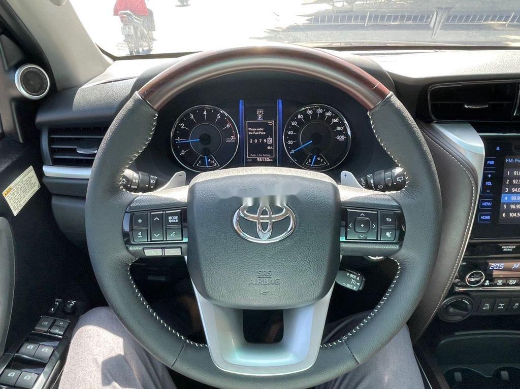 Cần bán xe Toyota Fortuner sản xuất 2017, giá ưu đãi (8)