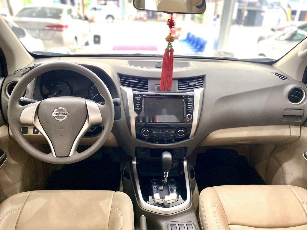 Cần bán lại xe Nissan Navara EL năm sản xuất 2017, nhập khẩu nguyên chiếc (8)
