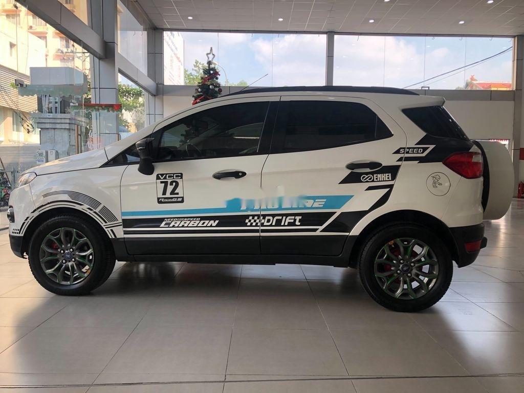 Bán xe Ford EcoSport sản xuất 2014, giá ưu đãi động cơ ổn định  (5)