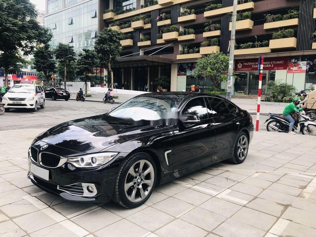 Cần bán xe BMW 428i Gran sản xuất năm 2014, màu đen (2)