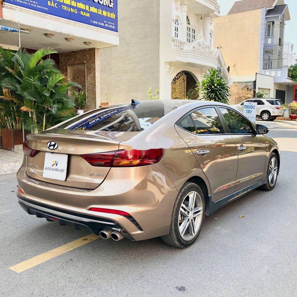 Bán nhanh chiếc Hyundai Elantra sản xuất năm 2018, 638 triệu (7)