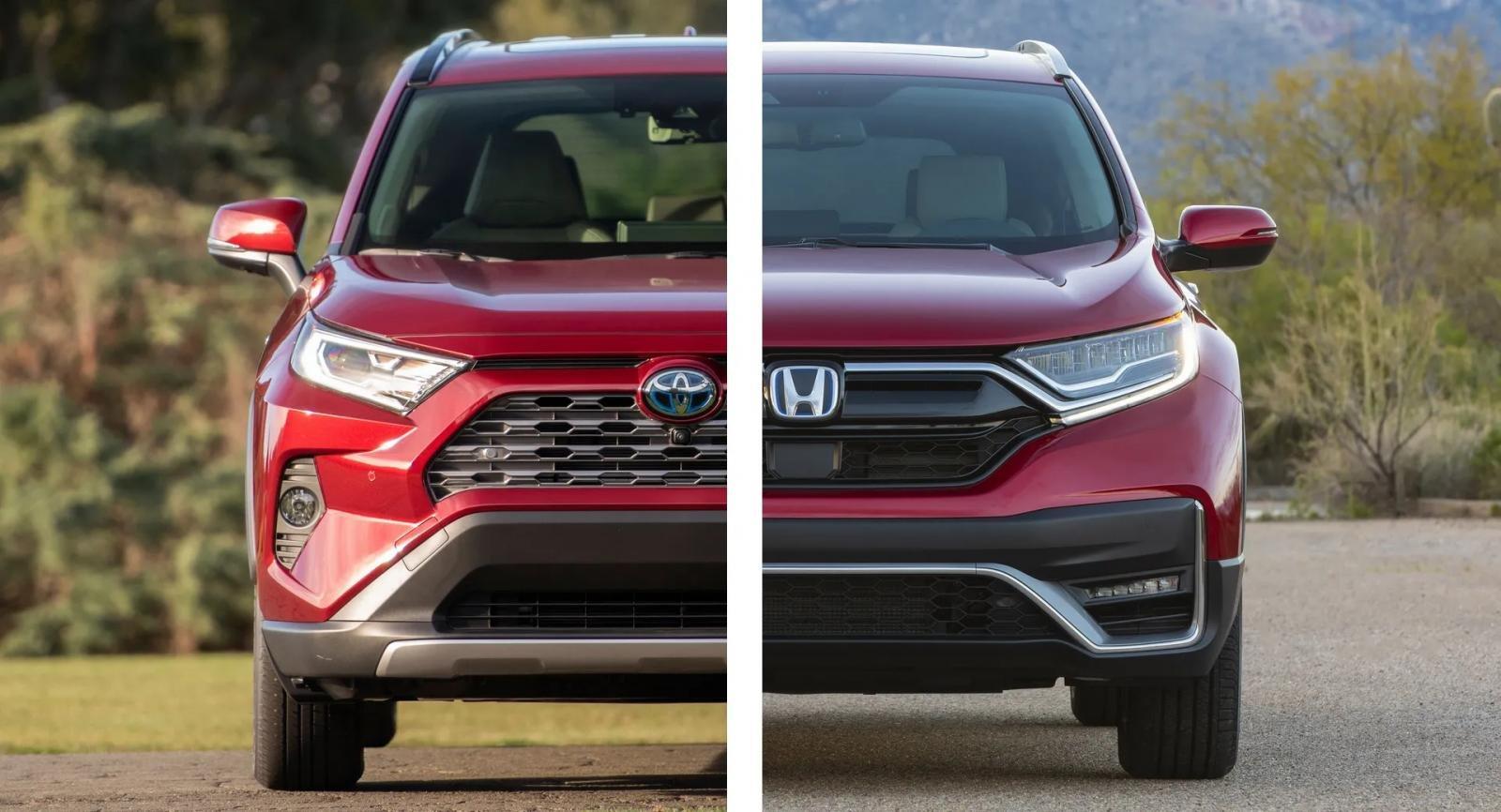Toyota và Honda thống trị doanh số ô tô tại Mỹ.