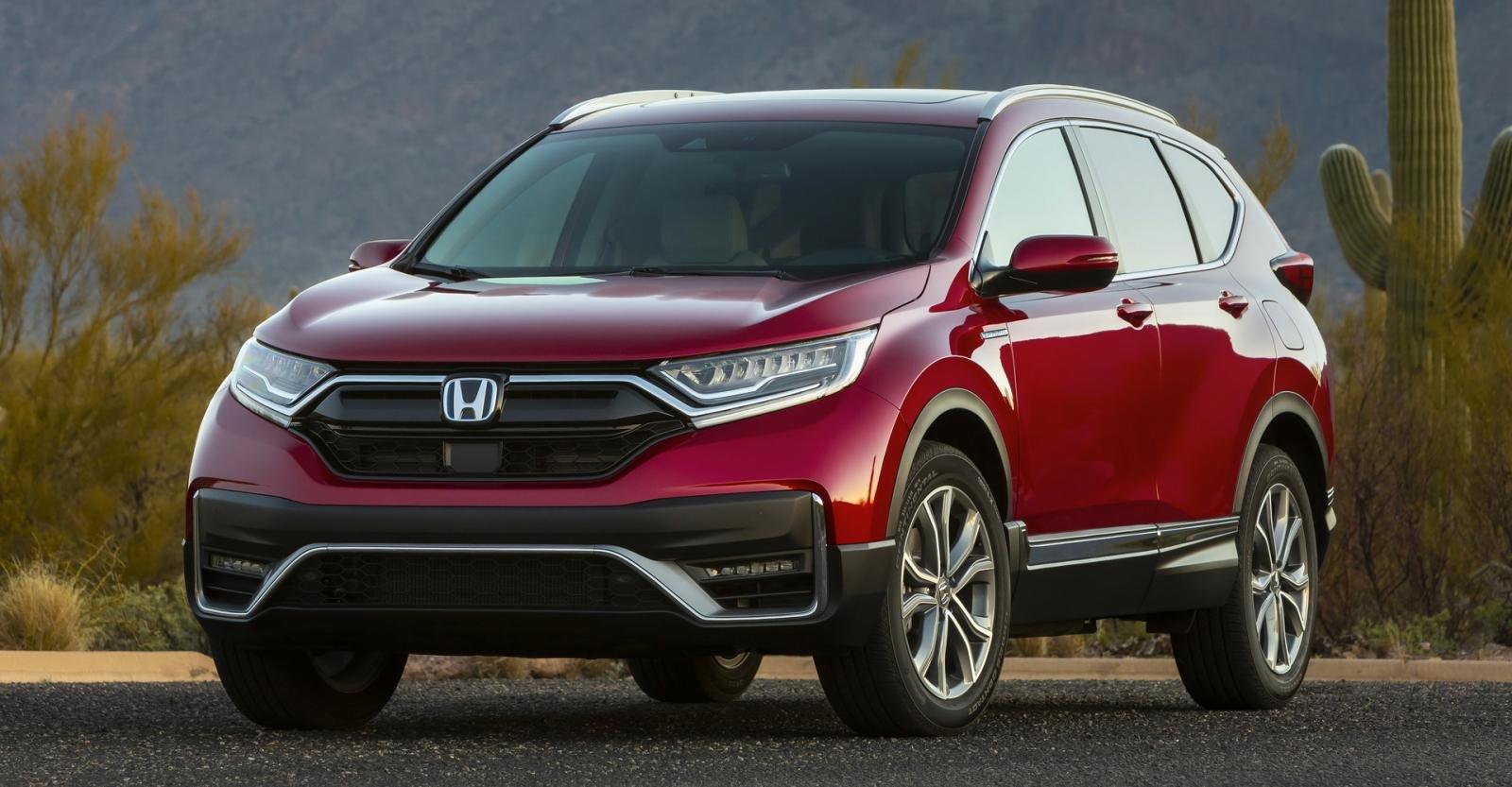 Honda CR-V tiếp tục giữ vững doanh số dù trong giai đoạn gặp nhiều trở ngại.
