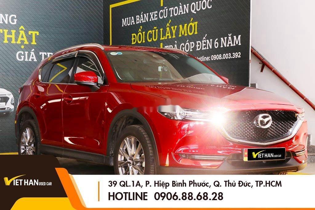 Cần bán gấp Mazda CX 5 2.0AT năm sản xuất 2020, giá chỉ 946 triệu (2)