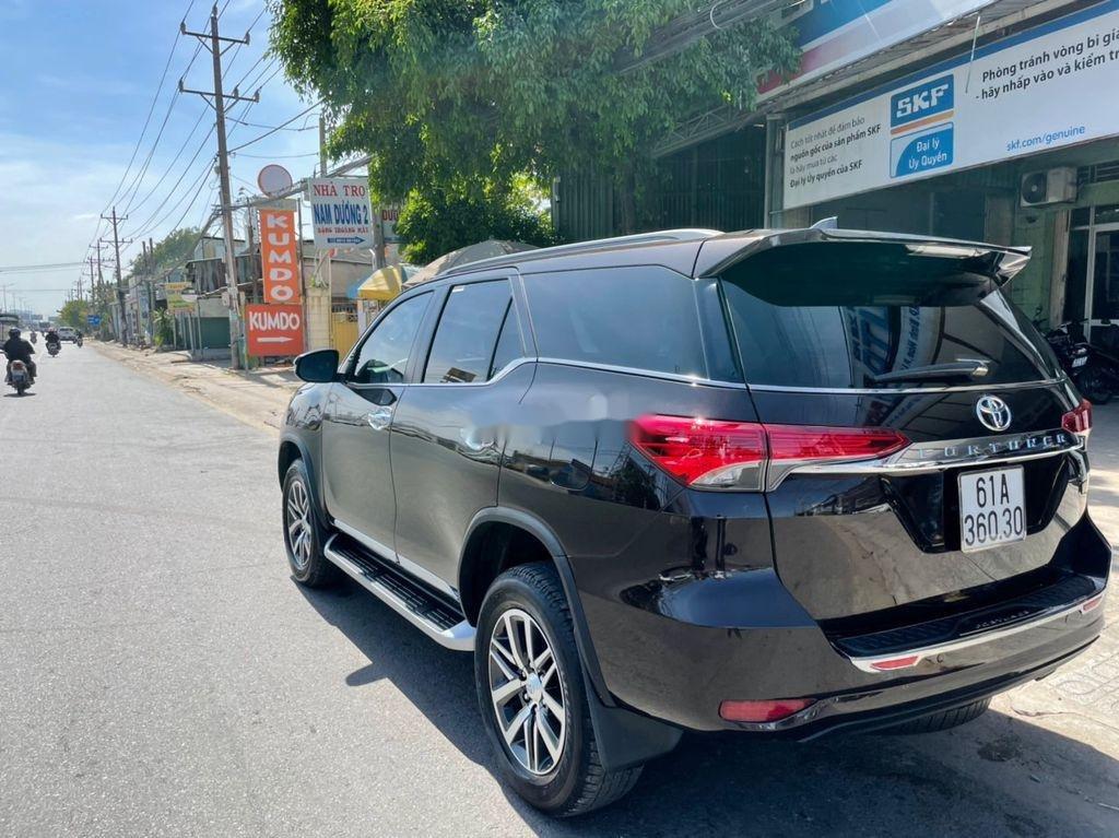 Cần bán xe Toyota Fortuner sản xuất 2017, giá ưu đãi (5)