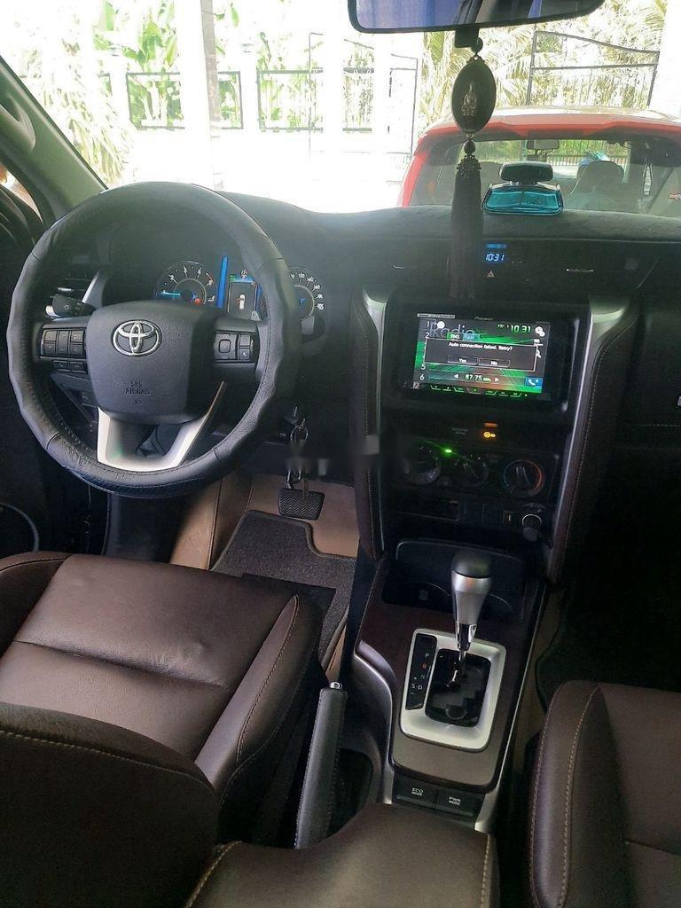 Bán xe Toyota Fortuner năm 2018, màu đen, nhập khẩu, giá tốt (6)