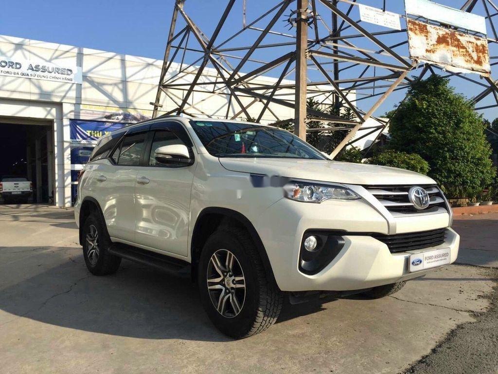 Cần bán Toyota Fortuner đời 2017, màu trắng (6)