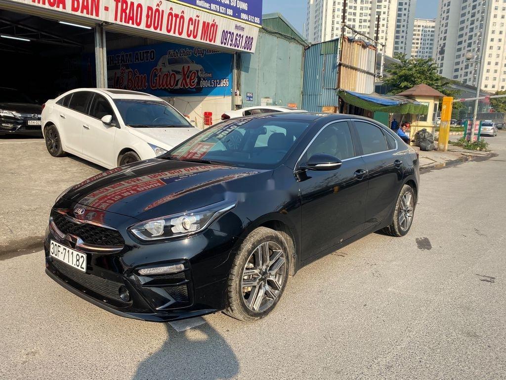 Bán xe Kia Cerato năm 2020, màu đen, giá cạnh tranh (3)