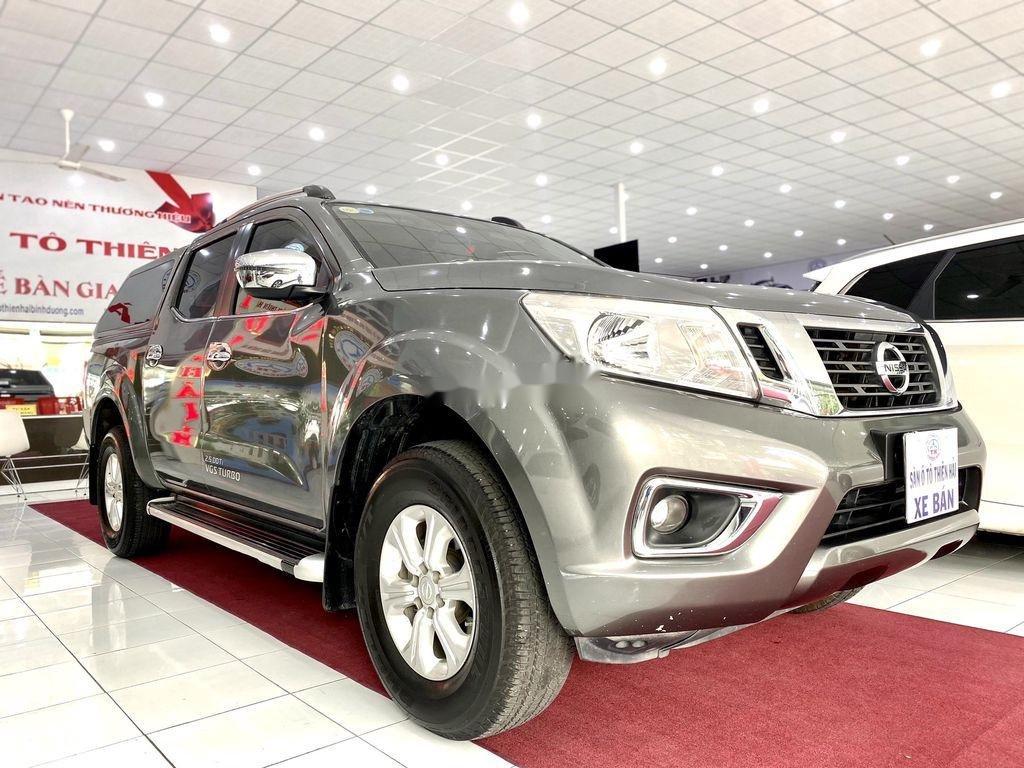 Cần bán lại xe Nissan Navara EL năm sản xuất 2017, nhập khẩu nguyên chiếc (1)