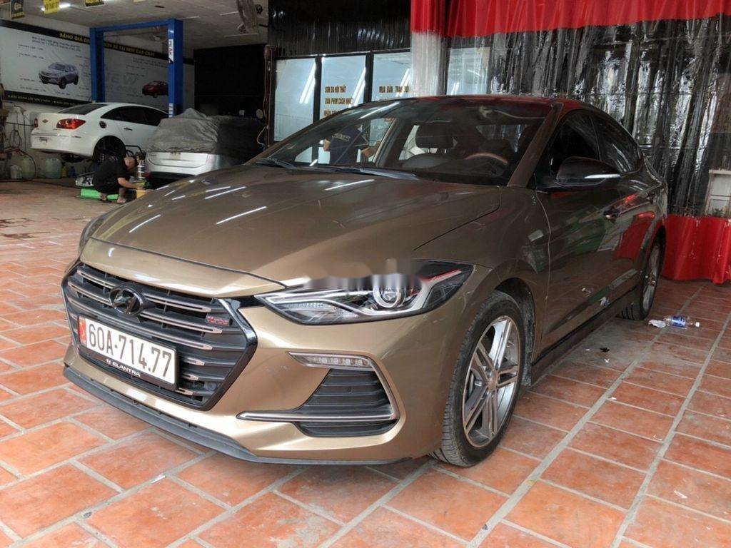 Bán nhanh chiếc Hyundai Elantra sản xuất năm 2018, 638 triệu (1)