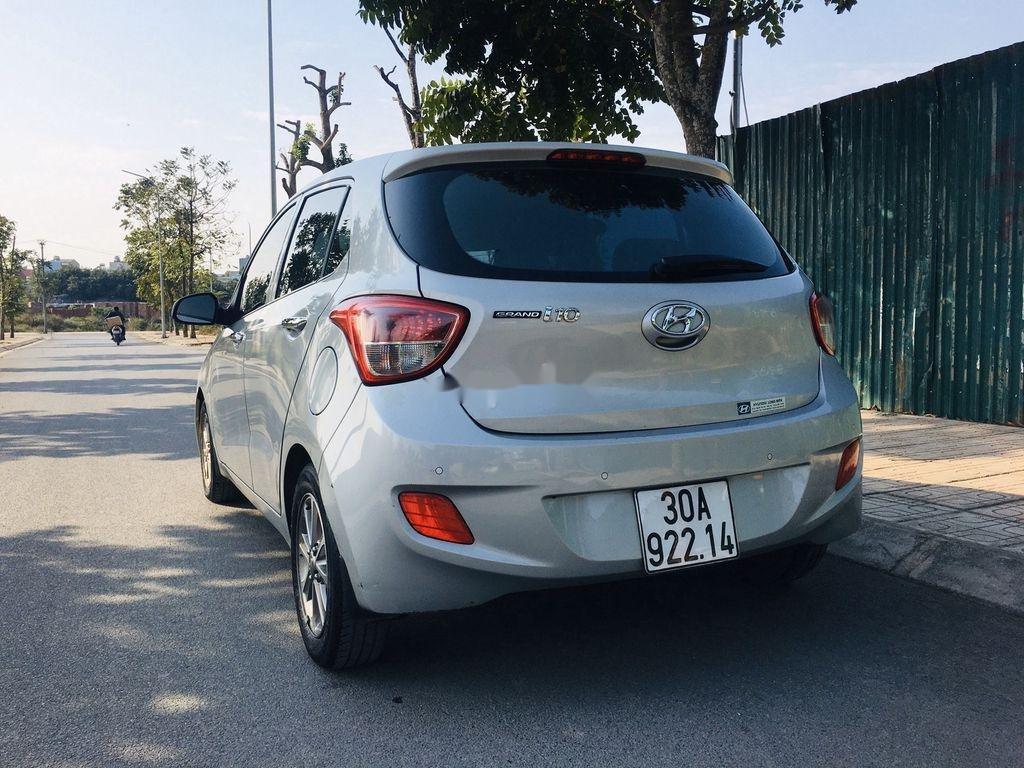 Cần bán lại xe Hyundai Grand i10 sản xuất 2015, xe nhập (3)