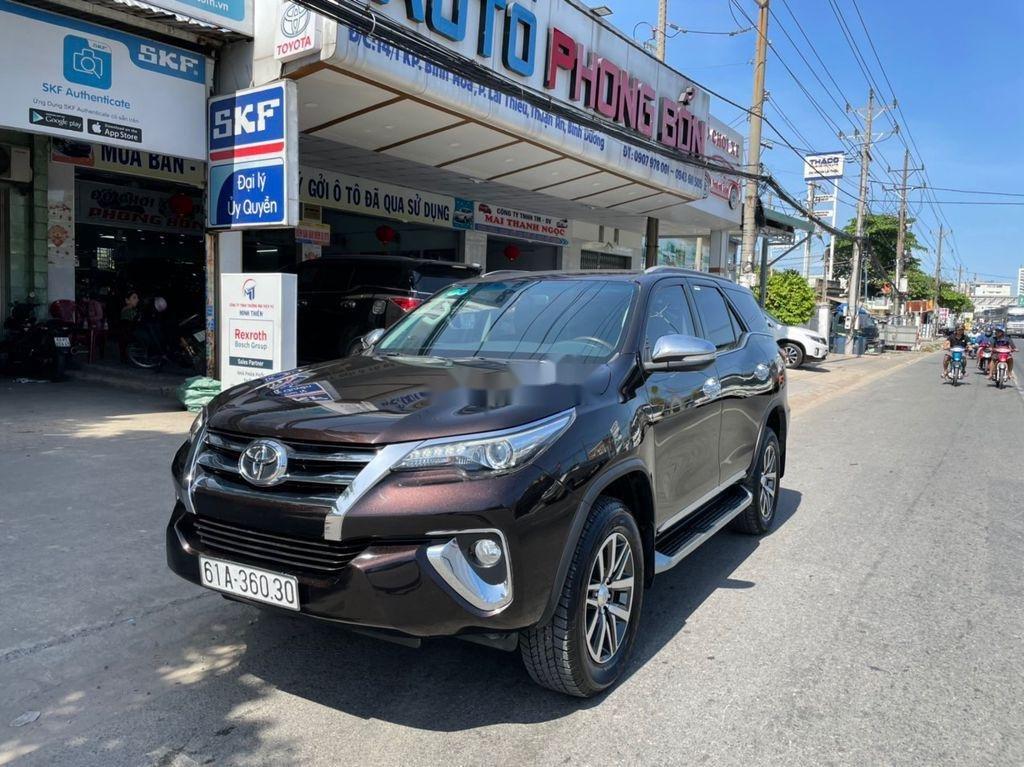 Cần bán xe Toyota Fortuner sản xuất 2017, giá ưu đãi (2)