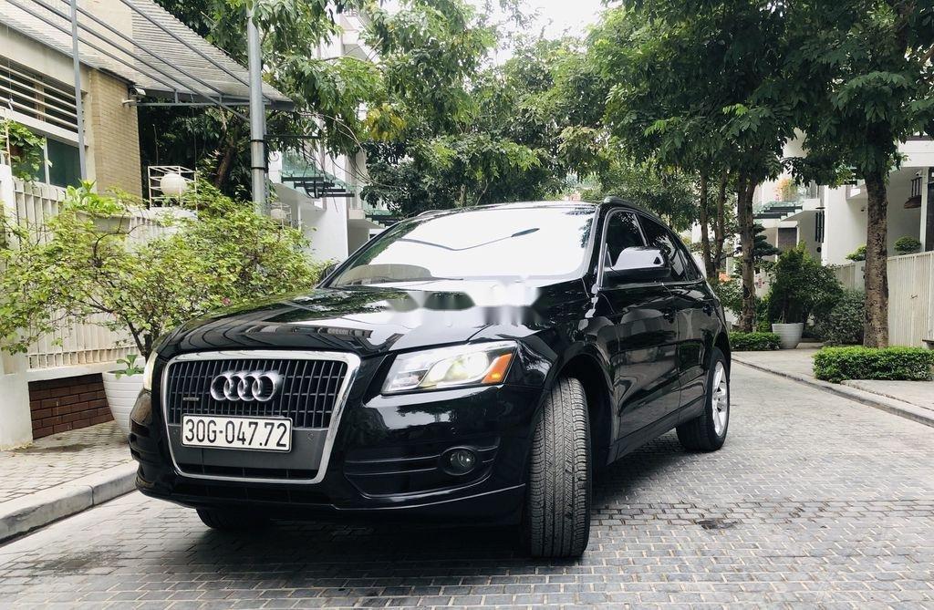 Cần bán Audi Q5 năm 2011, xe nhập giá cạnh tranh (1)
