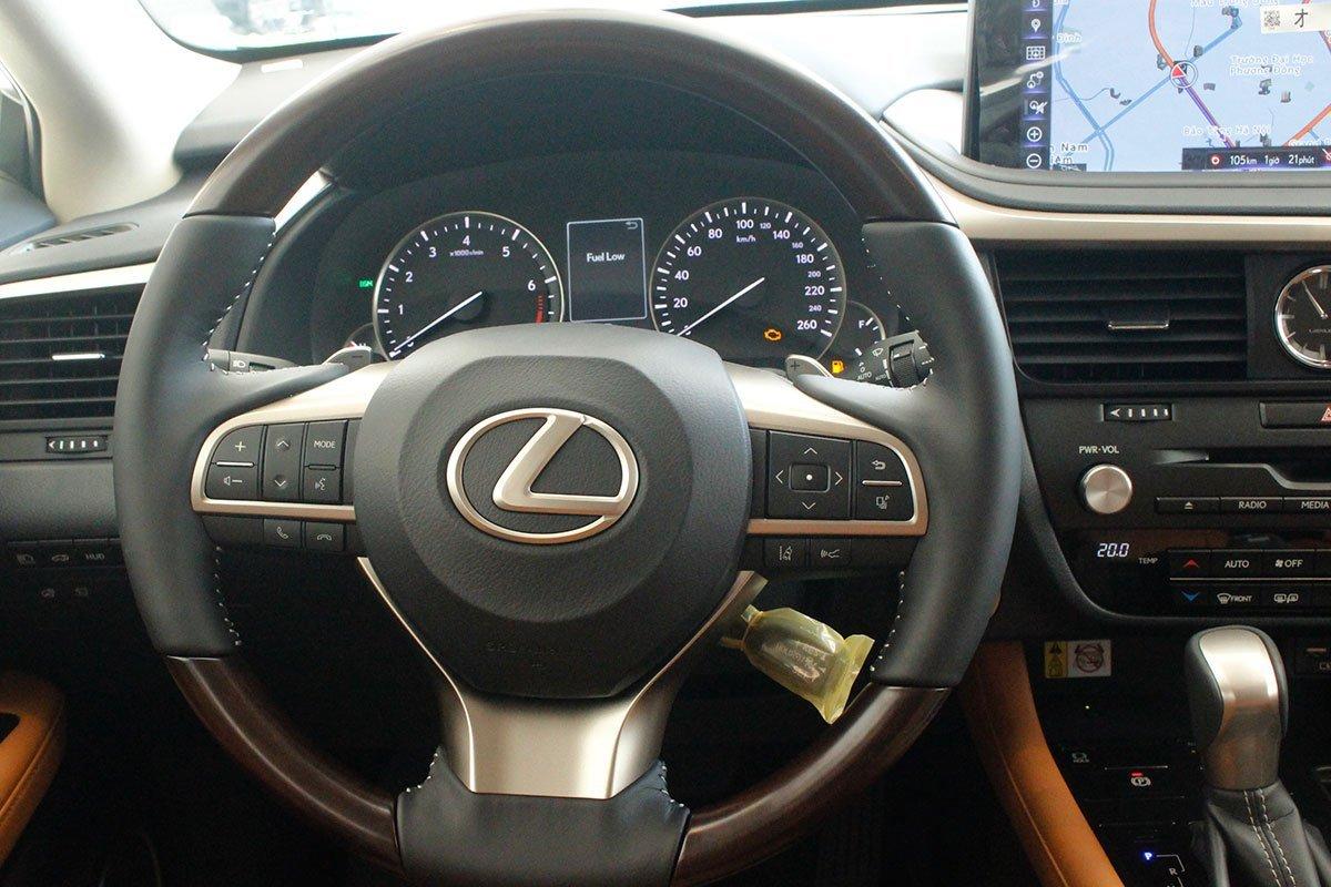 Nộithất xe Lexus RX 350 2021 - Ảnh 1.