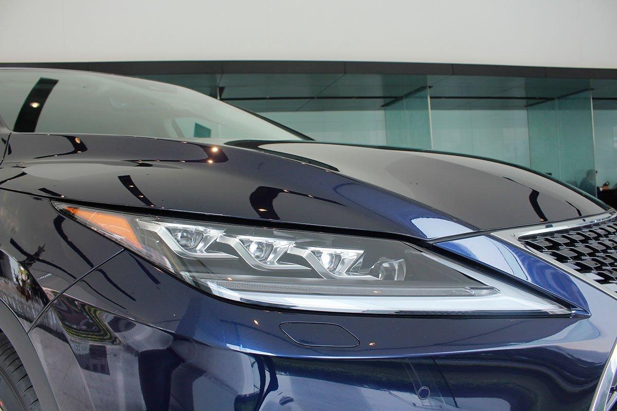 Ngoại thất xe Lexus RX 350 mới nhất - Ảnh 6.