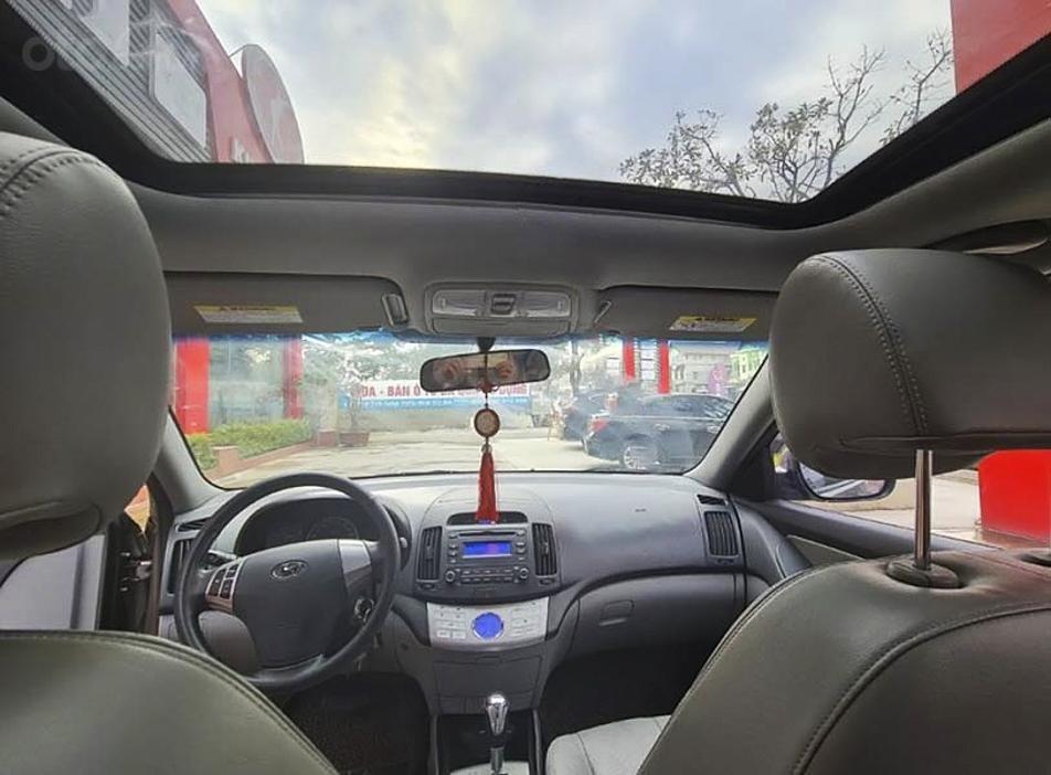 Xe Hyundai Avante 1.6L AT sản xuất năm 2013, màu nâu, 340 triệu (4)