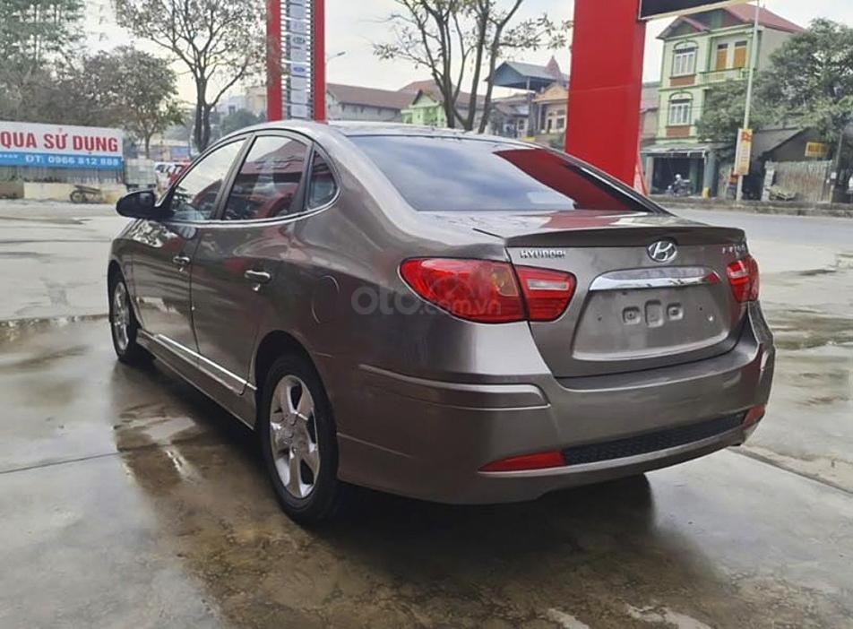 Xe Hyundai Avante 1.6L AT sản xuất năm 2013, màu nâu, 340 triệu (5)