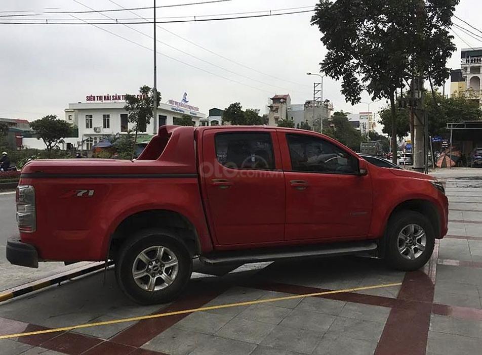 Cần bán Chevrolet Colorado năm 2017, màu đỏ, nhập khẩu nguyên chiếc giá cạnh tranh (1)