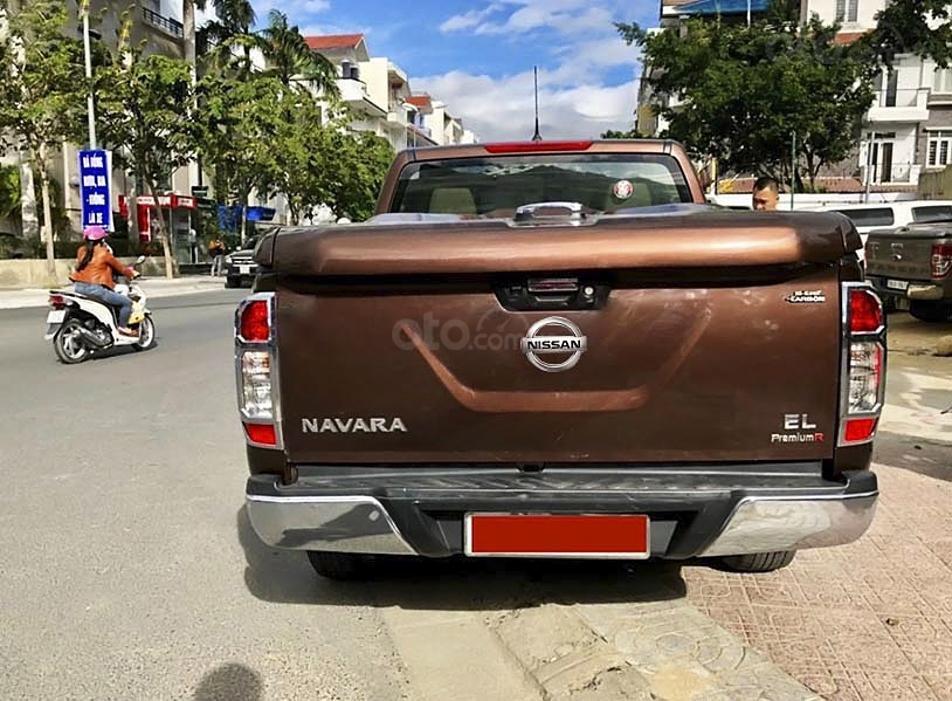 Cần bán xe Nissan Navara năm 2018, màu nâu, xe nhập (4)