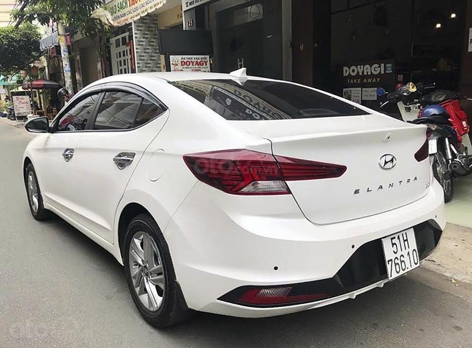 Bán Hyundai Elantra 1.6AT bản GLS năm 2020, màu trắng, 648 triệu (2)
