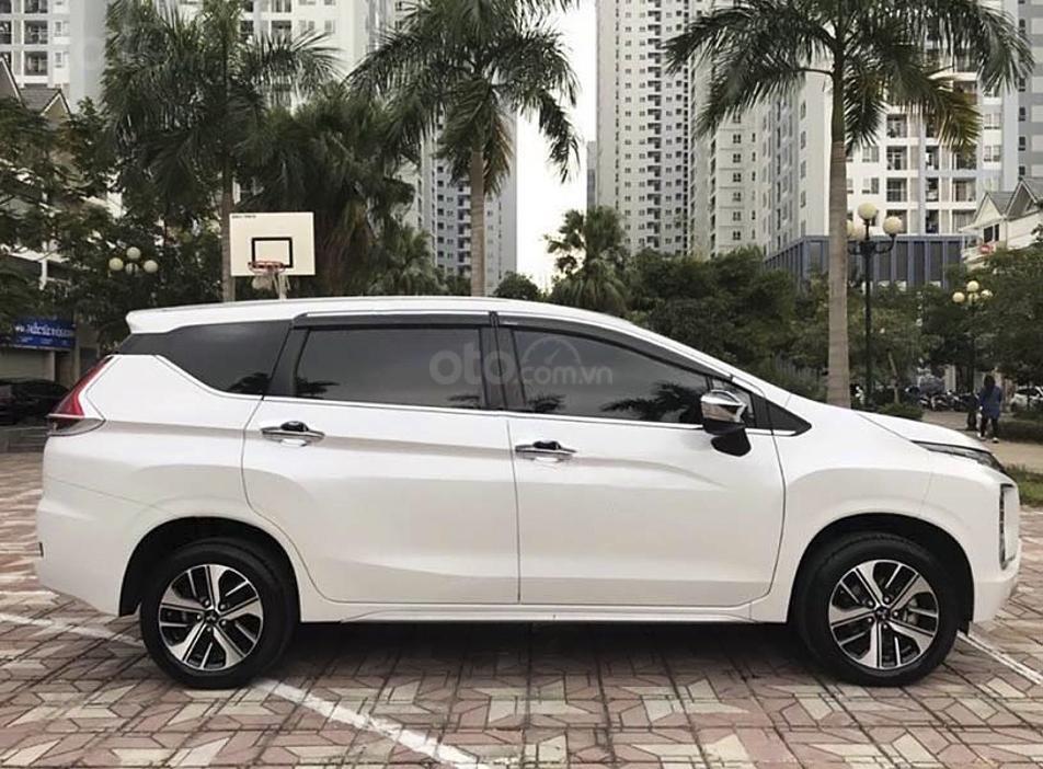 Cần bán Mitsubishi Xpander 1.5 AT sản xuất năm 2019, màu trắng, xe nhập (4)