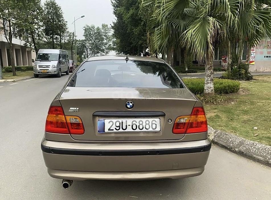 Bán BMW 3 Series 2003, màu nâu, nhập khẩu (5)