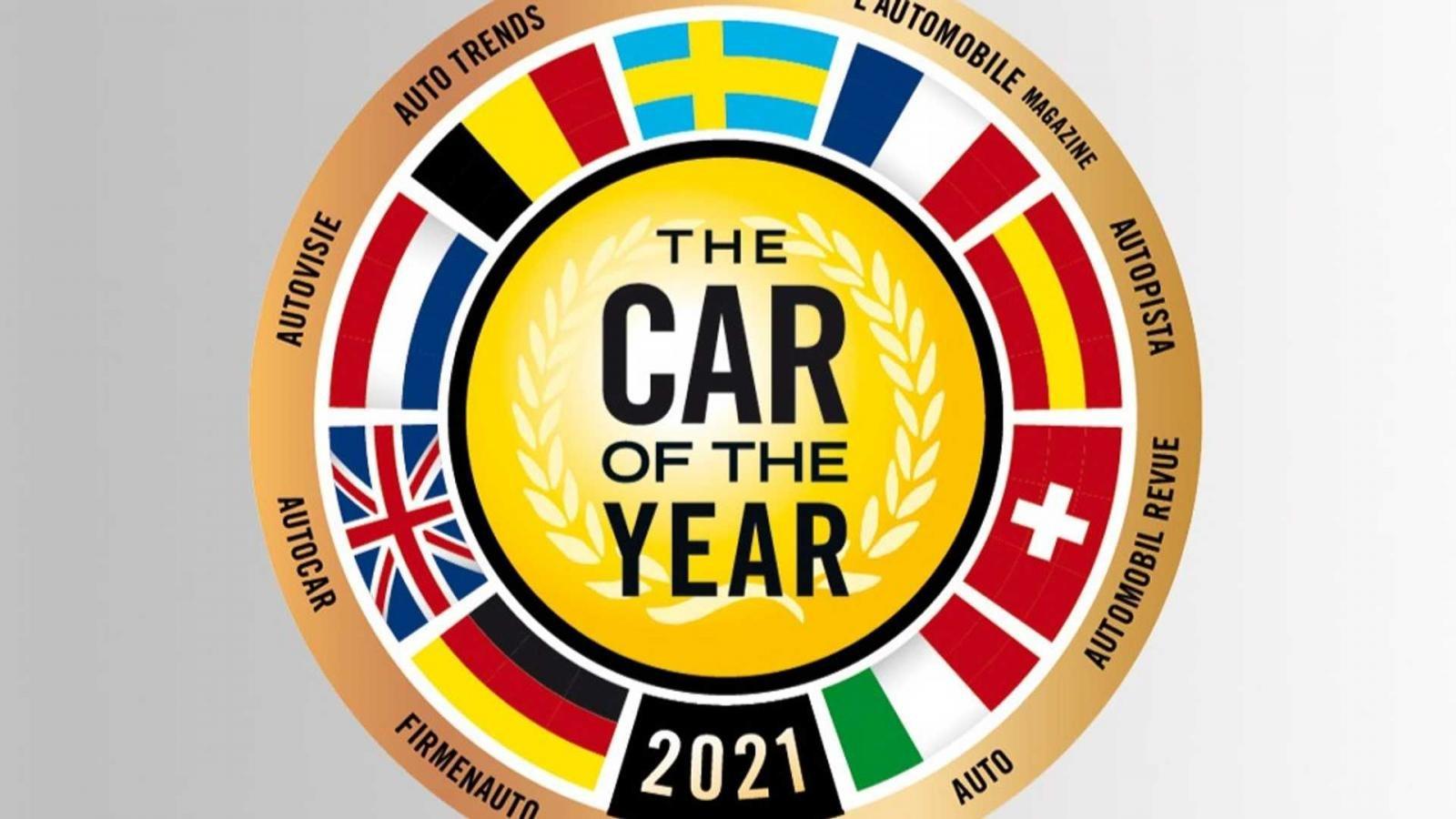 Lộ diện top xe của năm tại châu Âu