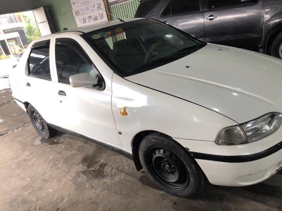 Cần bán lại xe Fiat Siena năm sản xuất 2003, màu trắng  (2)