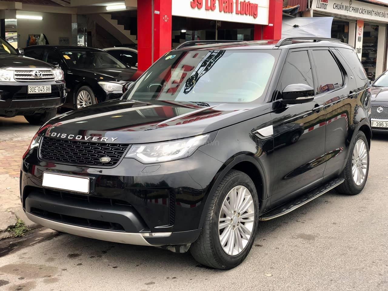 Bán LandRover Discovery HSE Luxury 3.0L model 2018, đẹp như mới (2)
