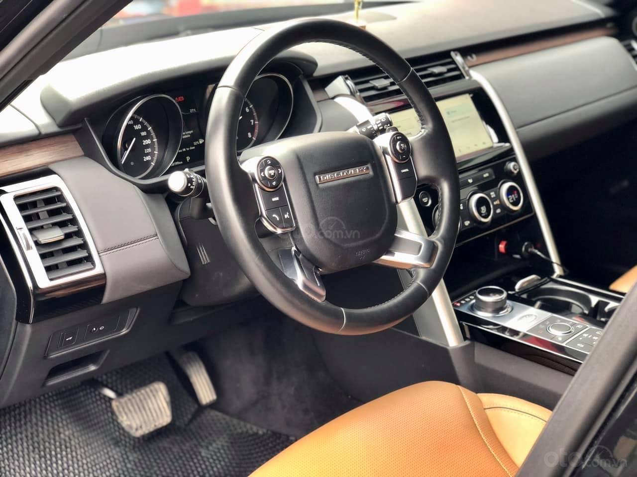 Bán LandRover Discovery HSE Luxury 3.0L model 2018, đẹp như mới (6)
