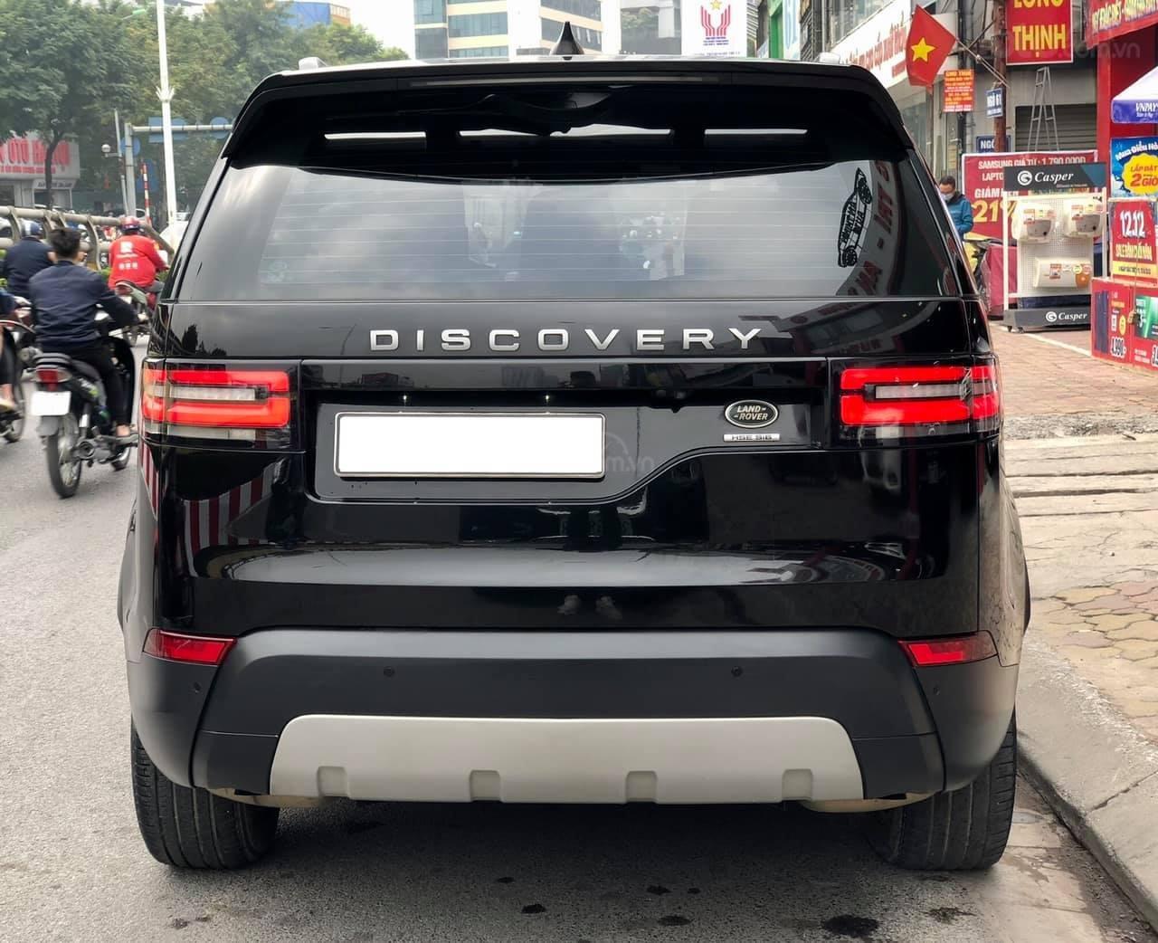 Bán LandRover Discovery HSE Luxury 3.0L model 2018, đẹp như mới (5)