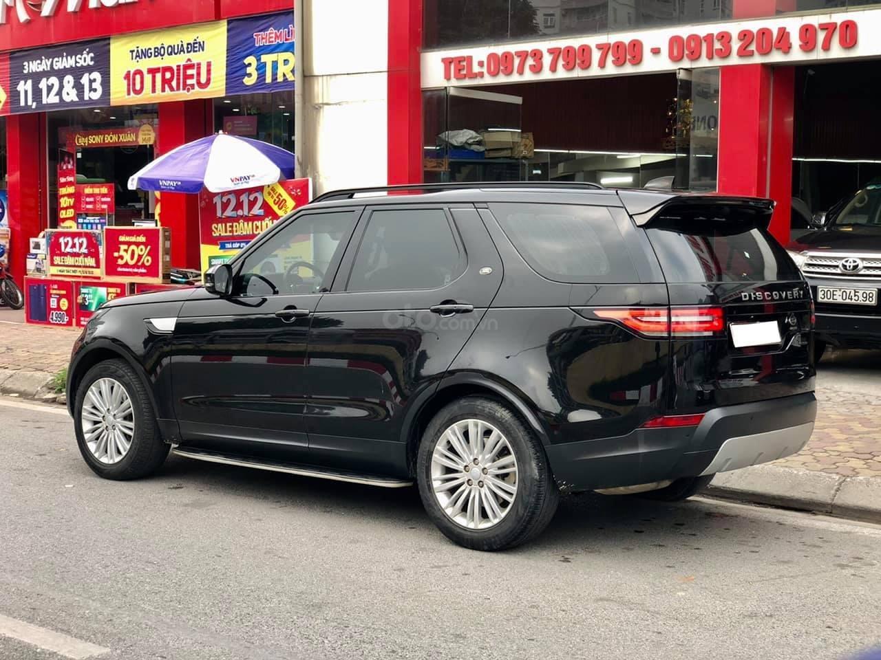 Bán LandRover Discovery HSE Luxury 3.0L model 2018, đẹp như mới (3)