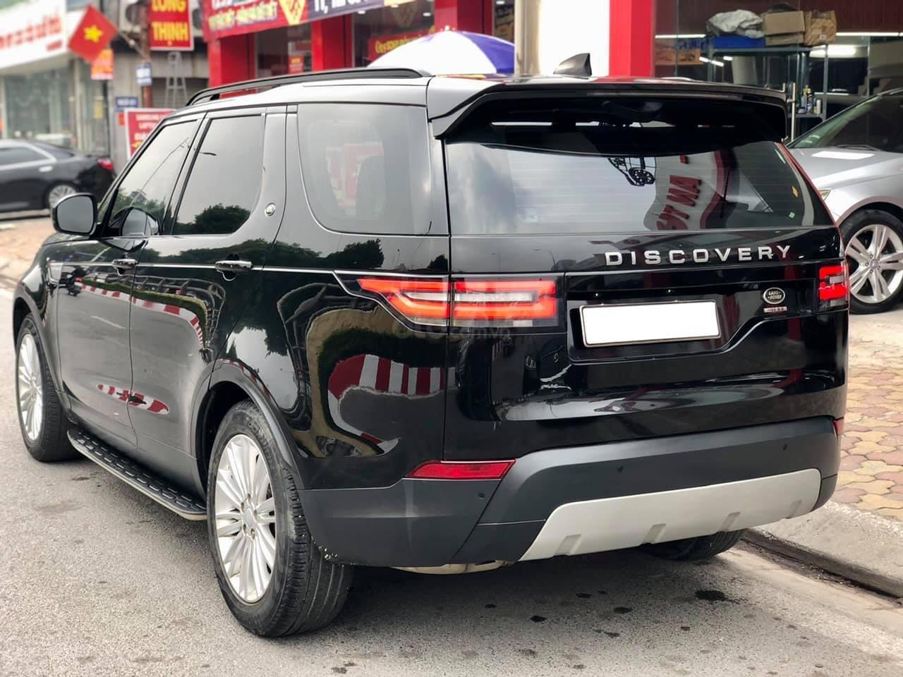 Bán LandRover Discovery HSE Luxury 3.0L model 2018, đẹp như mới (4)