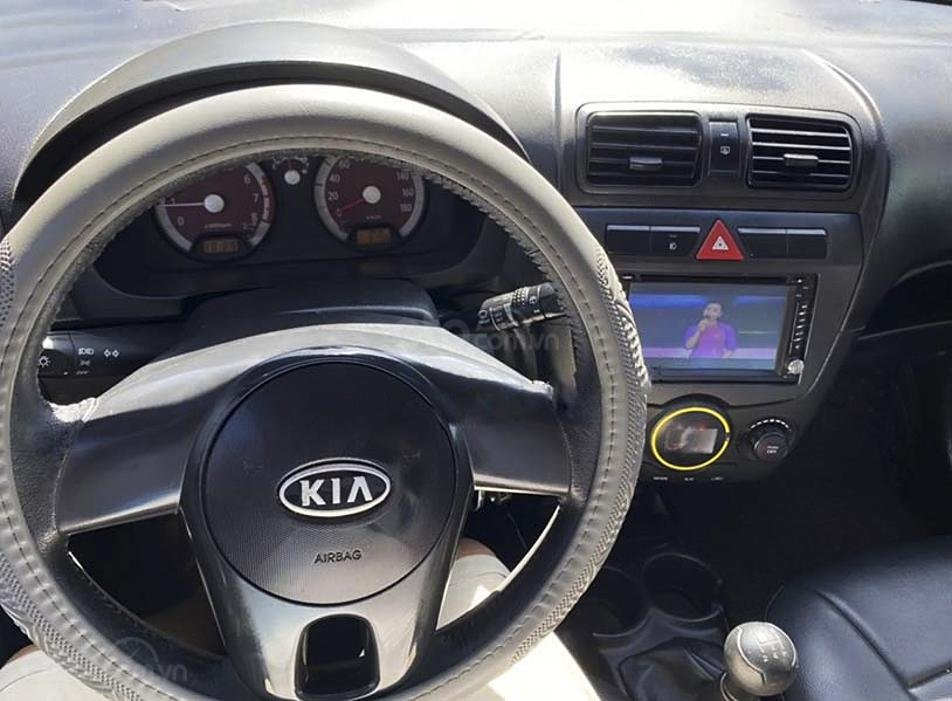 Cần bán lại xe Kia Morning đời 2011, màu trắng, nhập khẩu  (4)