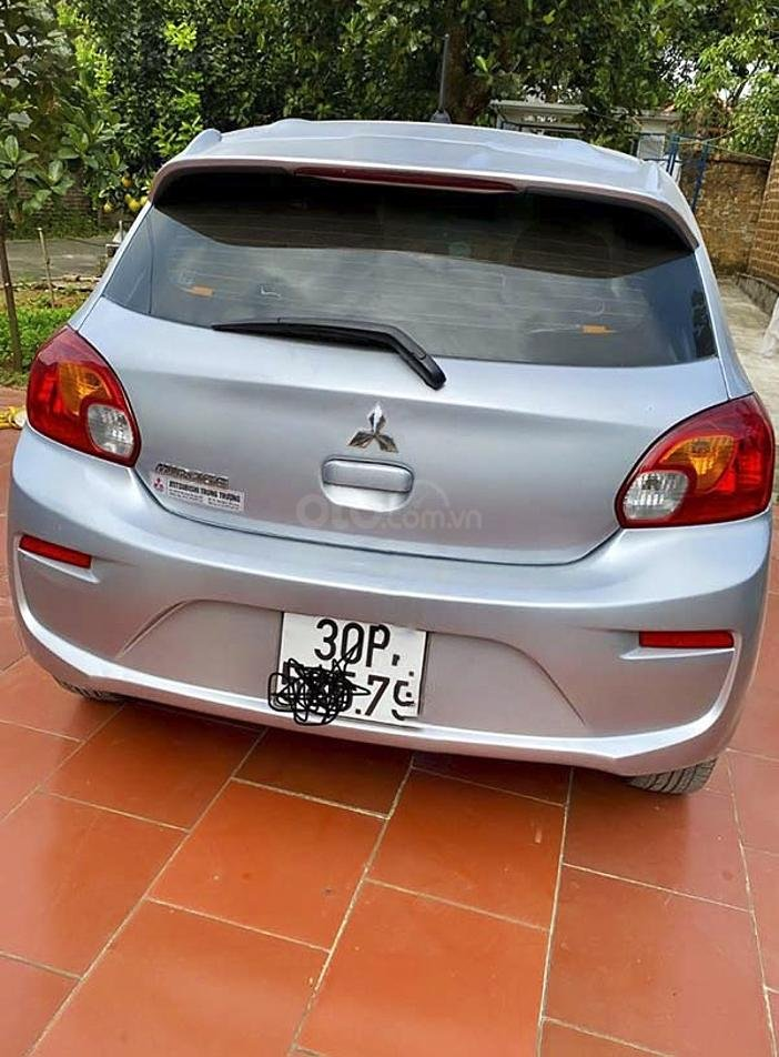 Bán ô tô Mitsubishi Mirage đời 2019, màu bạc, nhập khẩu  (3)