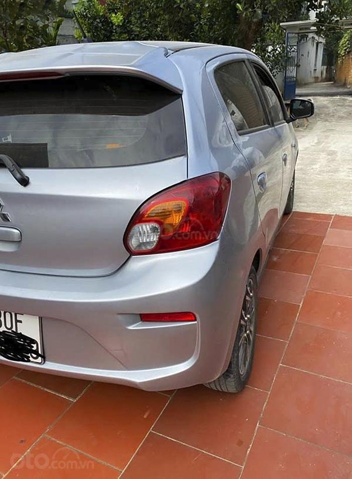 Bán ô tô Mitsubishi Mirage đời 2019, màu bạc, nhập khẩu  (4)