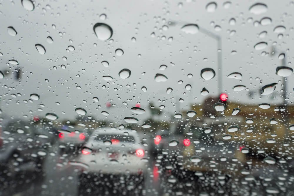 Tips for new licensee driving in the rain