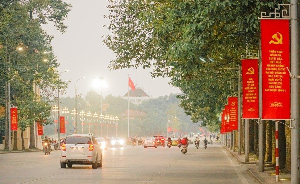 Các loại xe ô tô bị cấm lưu thông trên nhiều tuyến đường Hà Nội từ 24/01/2021