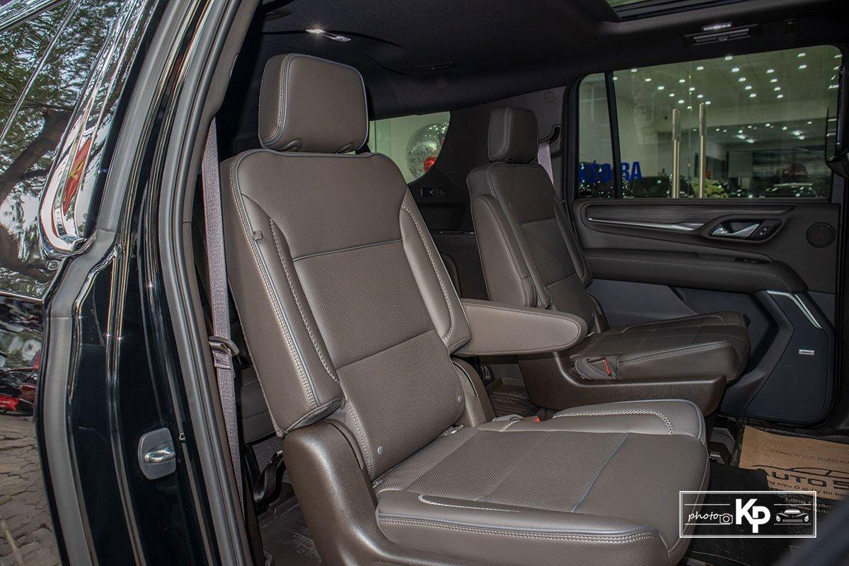 Ảnh Ghế 2 xe GMC Yukon 2021