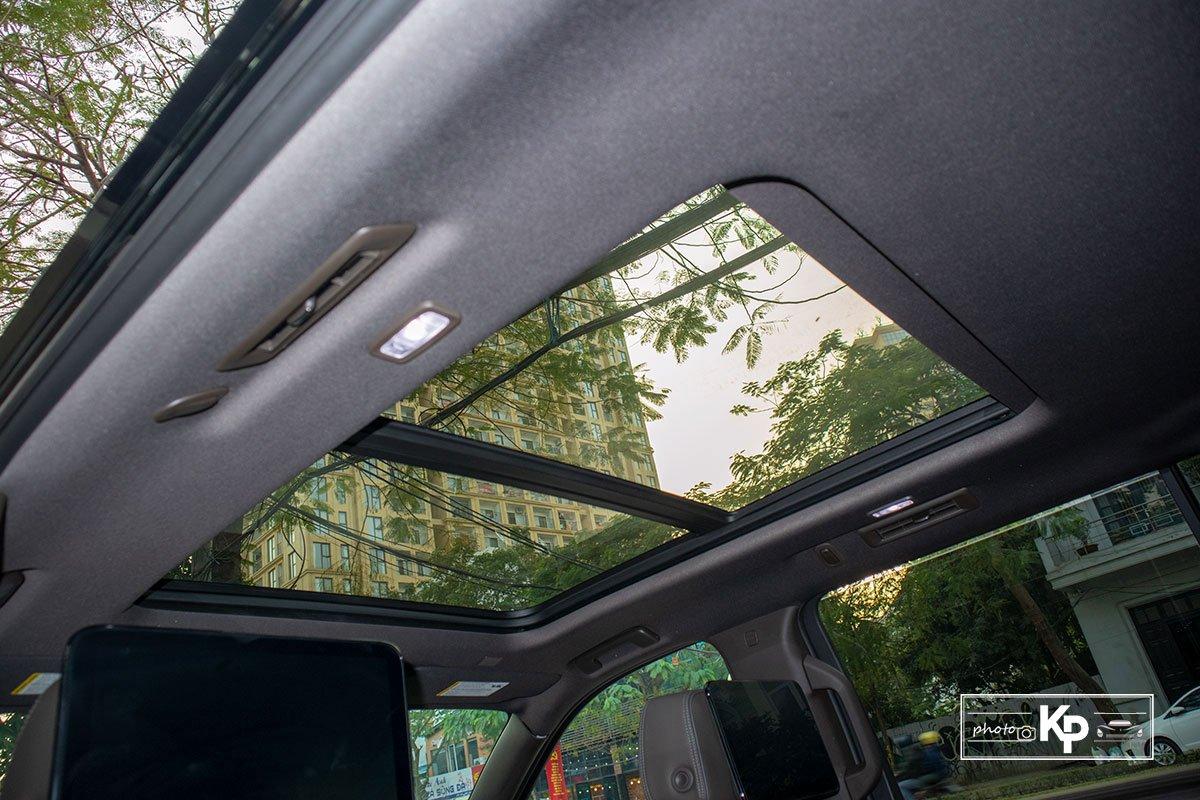 Ảnh Cửa sổ trời xe GMC Yukon 2021