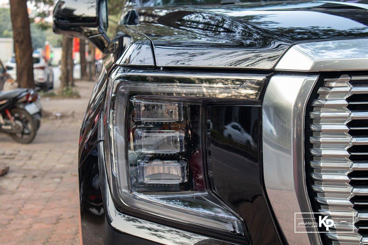 Ảnh Đèn pha xe GMC Yukon 2021