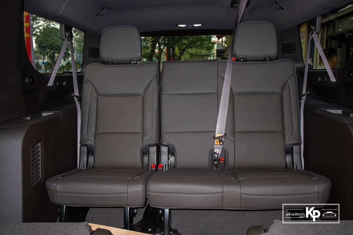 Ảnh Ghế cuối xe GMC Yukon 2021 a1