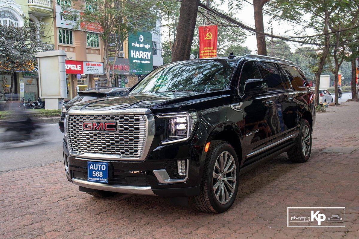Ảnh xe GMC Yukon 2021