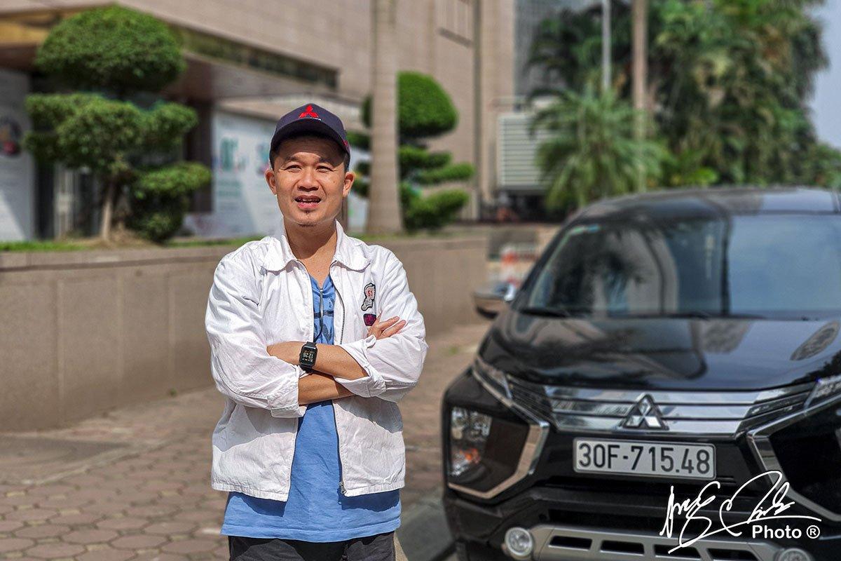 Khách hàng đánh giá xe Mitsubishi Xpander 1.