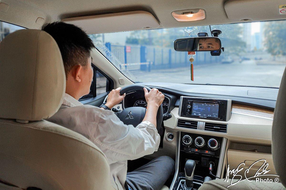 Khách hàng đánh giá xe Mitsubishi Xpander 4.