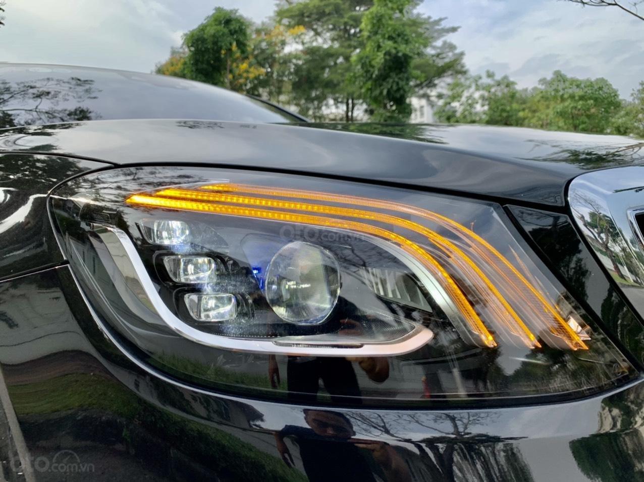 [Hot] bán chiếc Mercedes S450L model 2019, đi đúng 8686 km, biển siêu vip (7)