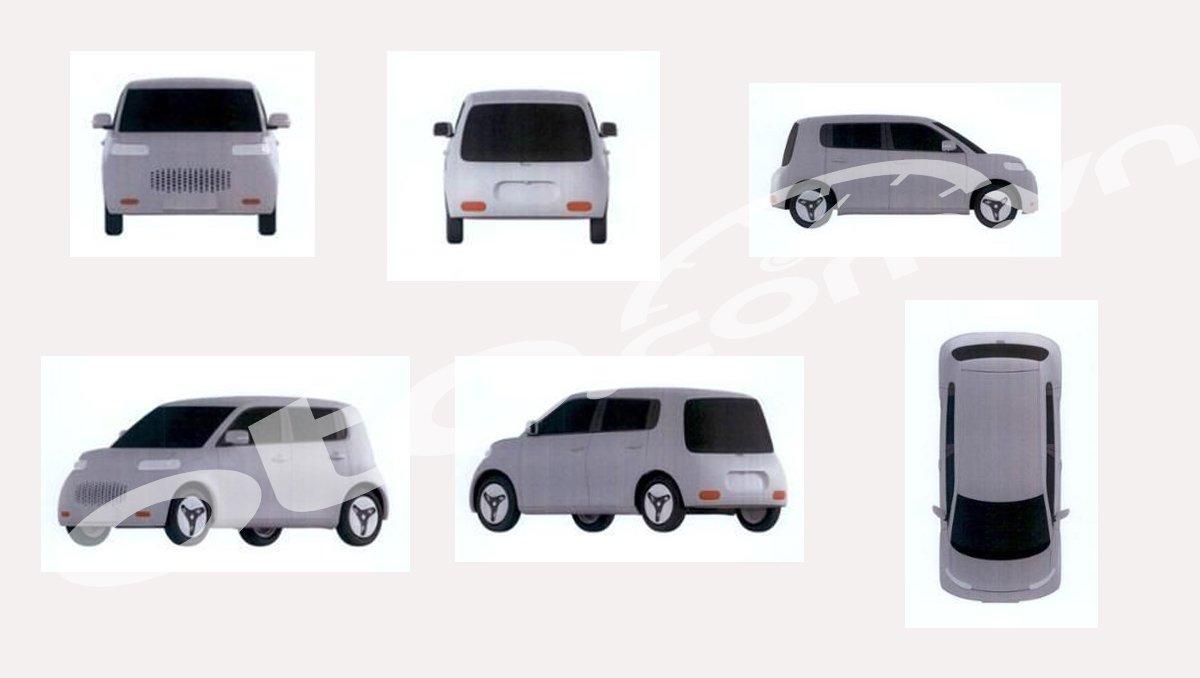 Great Wall không chỉ đăng kí nguyên xe bán tải mới tại Việt Nam mà còn một mẫu xe con nữa.