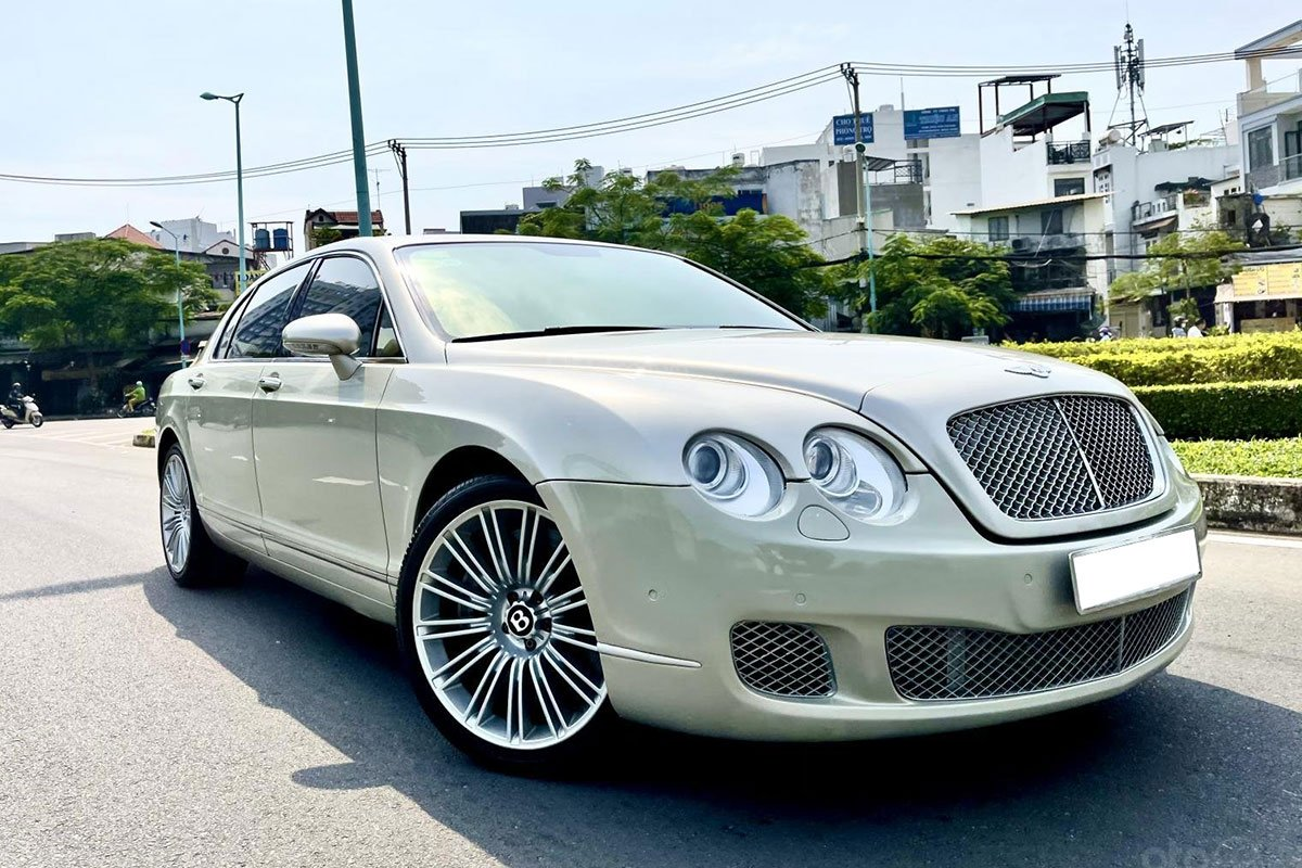 Bentley Continental Flying Spur Speed 2009 rao bán 1,68 tỷ đồng 1